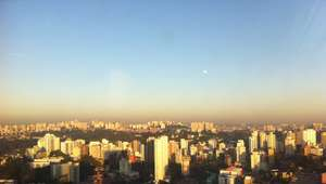 São Paulo pode ter a tarde mais quente deste inverno