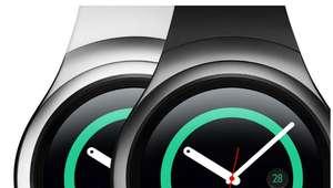 Samsung presenta su primer smartwatch circular