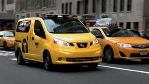El mítico taxi neoyorkino se moderniza