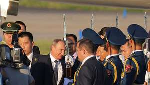 Rusia niega planes de bombardeos contra el Estado Islámico