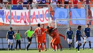 Copa: la UC no encuentra el rumbo y ahora cae ante Cobreloa