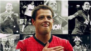 'Chicharito' manda mensaje de despedida al Manchester United