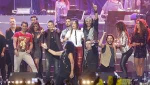 Sanz, Alborán, Malú y más en la gran fiesta de Cadena Dial