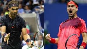 ¡Bye Bye Rafa! Fognini elimina a Nadal del US Open