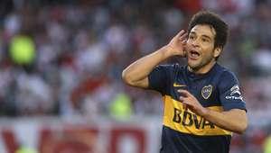 Nico Lodeiro fue el héroe de Boca ante River
