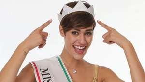 Miss Italia se equivoca, dice que Michael Jordan es italiano