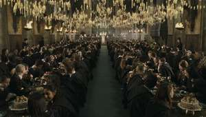 ¿Quieres cenar en el Gran Hall de Hogwarts por Navidad?