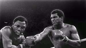 40 años del Ali vs Joe Frazier, 'Thrilla in Manila'
