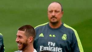 Ramos y Bale listos para el derbi; James no se entrena