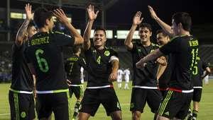 A qué hora juega México vs Haití en Preolímpico de Concacaf