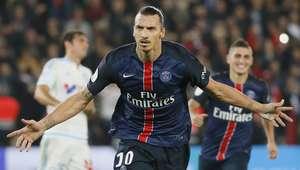 Empresário nega que Ibrahimovic esteja negociando com United