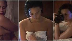 Demi Lovato aprendió a amar su cuerpo gracias a una estrella