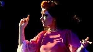 Björk lanzará disco acústico de su LP 'Vulnicura' de 2015