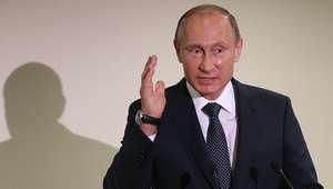 Vladimir Putin, el señor de las guerras