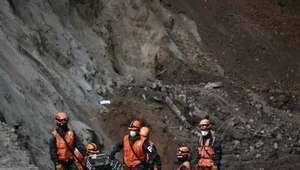 Guatemala acepta culpa por alud que dejó 171 muertos