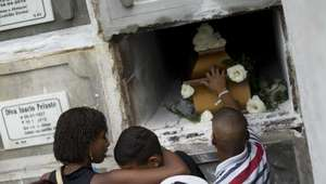 Brasil vive 58 mil muertes violentas en un año
