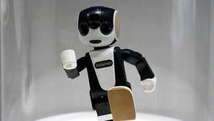 ¿Teléfono móvil y robot bailarín a la vez? Sí, ya existe