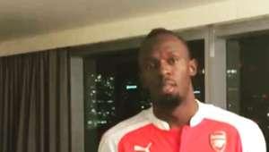 La apuesta que tuvo que pagar Usaín Bolt por culpa de Alexis