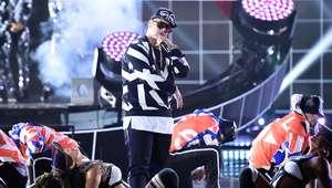 Daddy Yankee se llevó los aplausos en los Latin AMA's