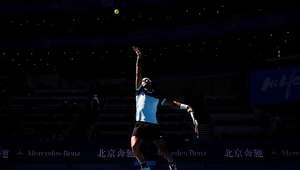 Nadal avanza a semifinales en Pekín