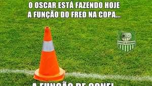 Internautas não perdoam derrota da Seleção; veja memes