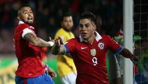 Seleção perde para o Chile em estreia nas Eliminatórias