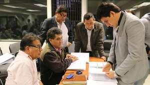 Firman contrato para operar corredor vial SJL-Brasil