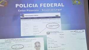 Pizzolato deixa prisão de Modena para extradição ao Brasil