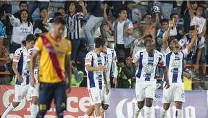 Pachuca saca apretada victoria sobre Morelia en Liga MX