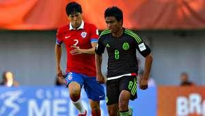 México golea a Chile y avanza a cuartos del Mundial Sub-17