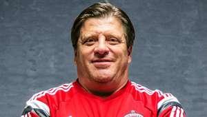Miguel Herrera, nuevo técnico de Xolos