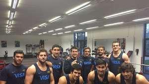 Los Pumas con un equipo nuevo para el partido con Barbarians