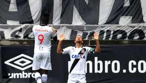 Vasco rebaixa Joinville e segue na briga contra degola