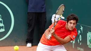 Garín se transforma en el Nº 2 del tenis chileno