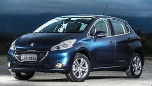 Peugeot 208 Griffe A/T tem desconto de R$ 3.700