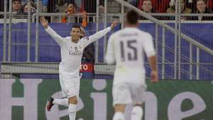 Real Madrid sufre y casi le empata Shakhtar en Ucrania