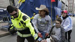 Sobrevivientes Boston se preparan para cintas sobre ataque