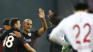 Athletic remonta al FC Augsburgo y avanza en Europa League