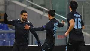 Lazio e mais 6 se classificam por antecipação na Liga Europa