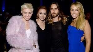 Jared Leto y Miley Cyrus serían más que amigos, tienen sexo