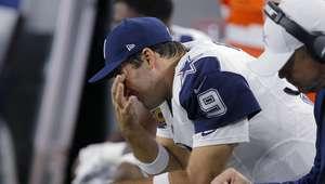 Romo, otra vez lesionado de la clavícula