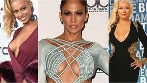 Braless: tendencia que cobra fuerza entre las famosas