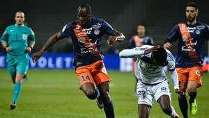 Montpellier vence al Lyon y lo aleja de la cima de la Liga 1