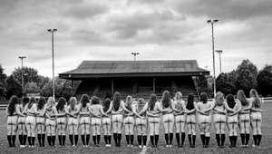 Se desnudan y elevan su voz para luchar contra la anorexia