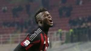 Con doblete de Niang, Milan vence 4-1 a Sampdoria