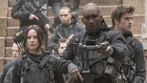 'Hunger Games' derrota a 'Good Dinosaur' en las taquillas