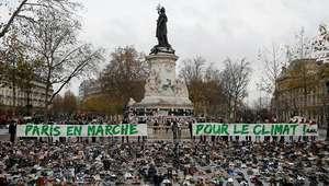 Marchas en el mundo piden acciones contra cambio climático