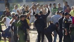 Riña de reos deja a 16 muertos en una cárcel de Guatemala