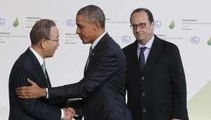 Arranca la Cumbre del Clima de París para salvar el planeta