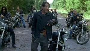 'The Walking Dead': 'Negan' genera emoción en avance